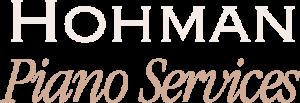 Hohman Piano Services